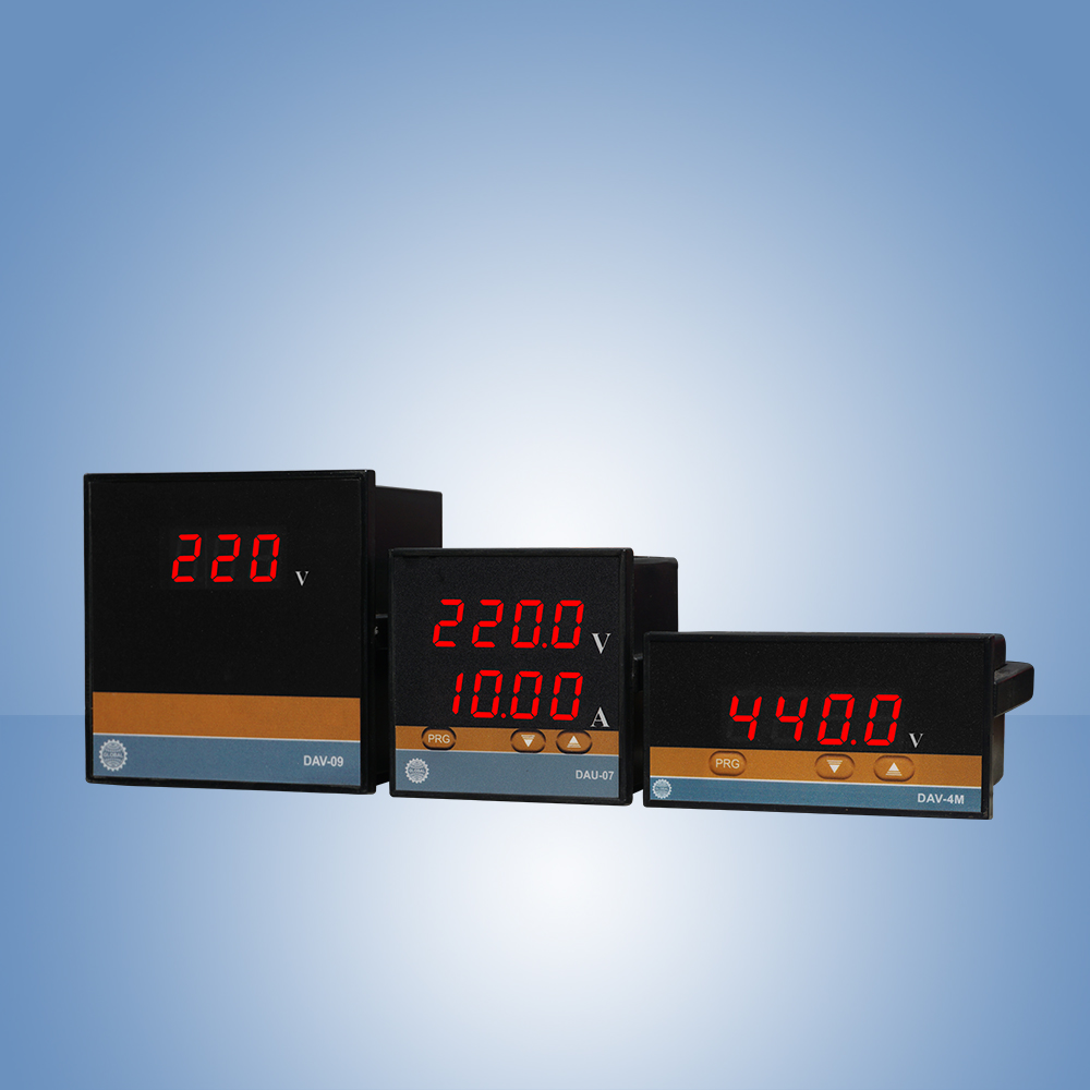 Picture for category Digital Panel Meter